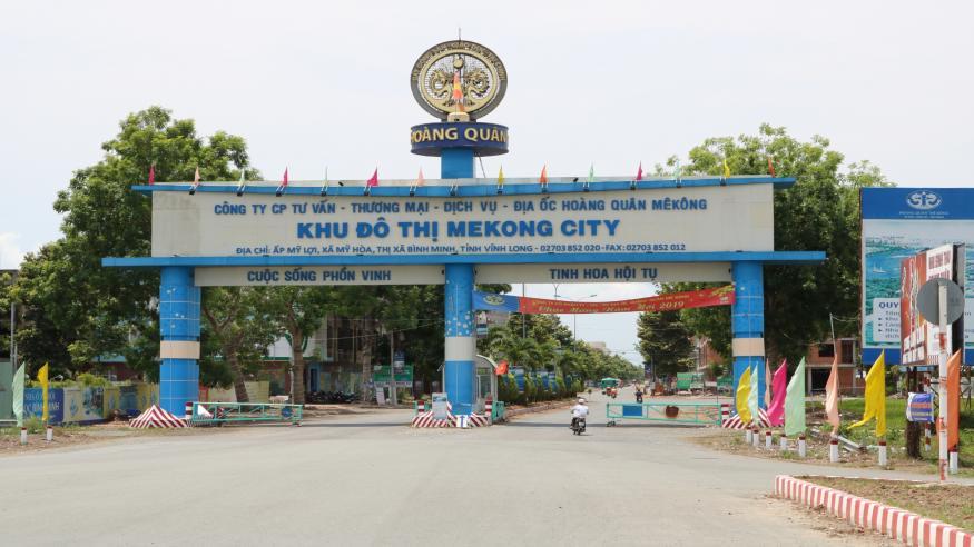 Tiến Độ Thực Tế Dự Án Mêkông City