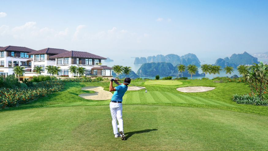 Golfhouse – Loại hình bất động sản mới ở Việt Nam