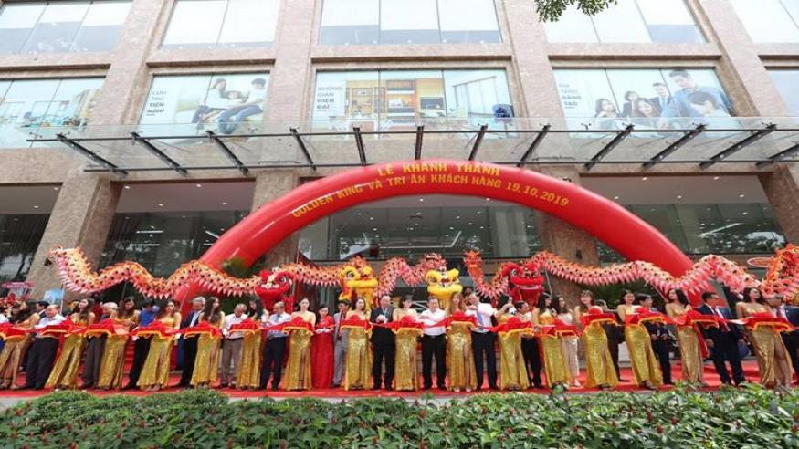 TP Hồ Chí Minh: Khánh thành trung tâm phức hợp Golden King 1.500 tỷ đồng