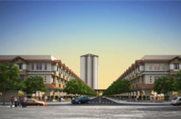 KHU ĐÔ THỊ MÊKONG CITY